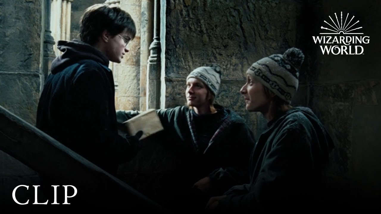 Download The Marauder's Map | Harry Potter and the Prisoner of Azkaban