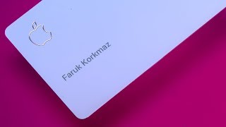 Apple Card - Something Something Revolutionary…