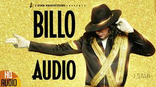 BILLO  J STAR  Full Official Audio  J STAR Productions