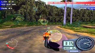 Moto Racer 2 (Delphine Software International) (Windows) [1998] [PC Longplay]