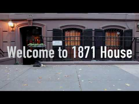 Experience NYC - 1871 House - NYC - Upper East Side