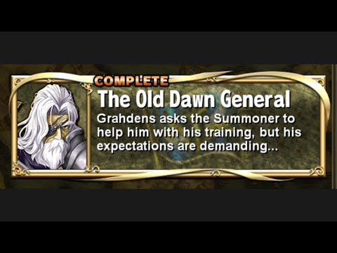Brave Frontier: Grand Quest - 100% The Old Dawn General Guide!!!