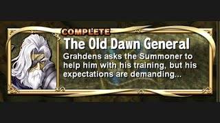 Brave Frontier Grand Quest 100 The Old Dawn General Guide