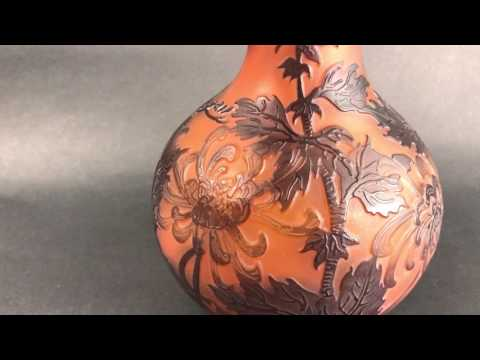 How to Identify Fake Galle Art Glass