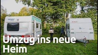 CamperStyle zieht um - unser neuer Fendt-Wohnwagen Bianco Selection 435 SF inklusive Roomtour!