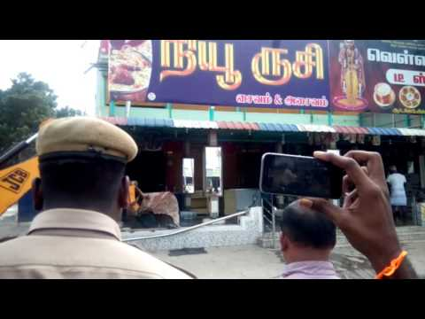 Tirunelveli la corporation land akramippu apurapaduthum video