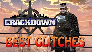 Crackdown Best Glitches