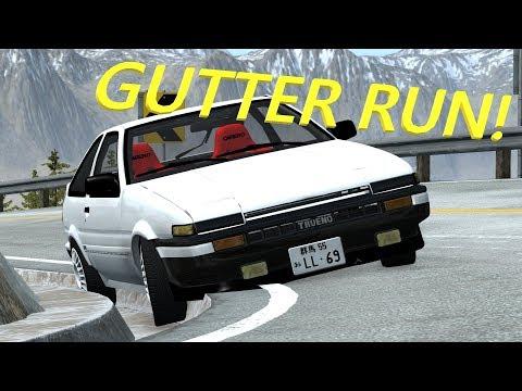 Full Gutter Run