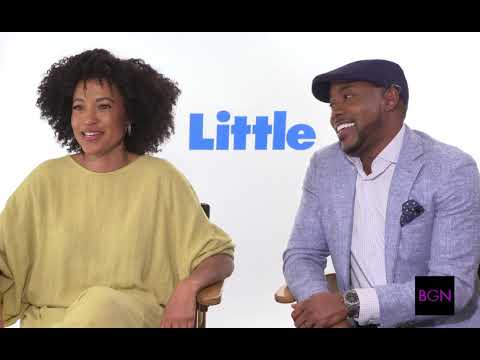 Will Packer And Tina Gordon On The Magical Cast Of 'Little'