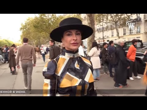 Street style Paris fashion week | Spring-summer 2019 part 1