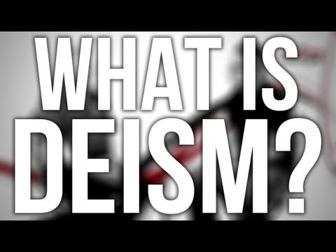 290. What Is Deism?