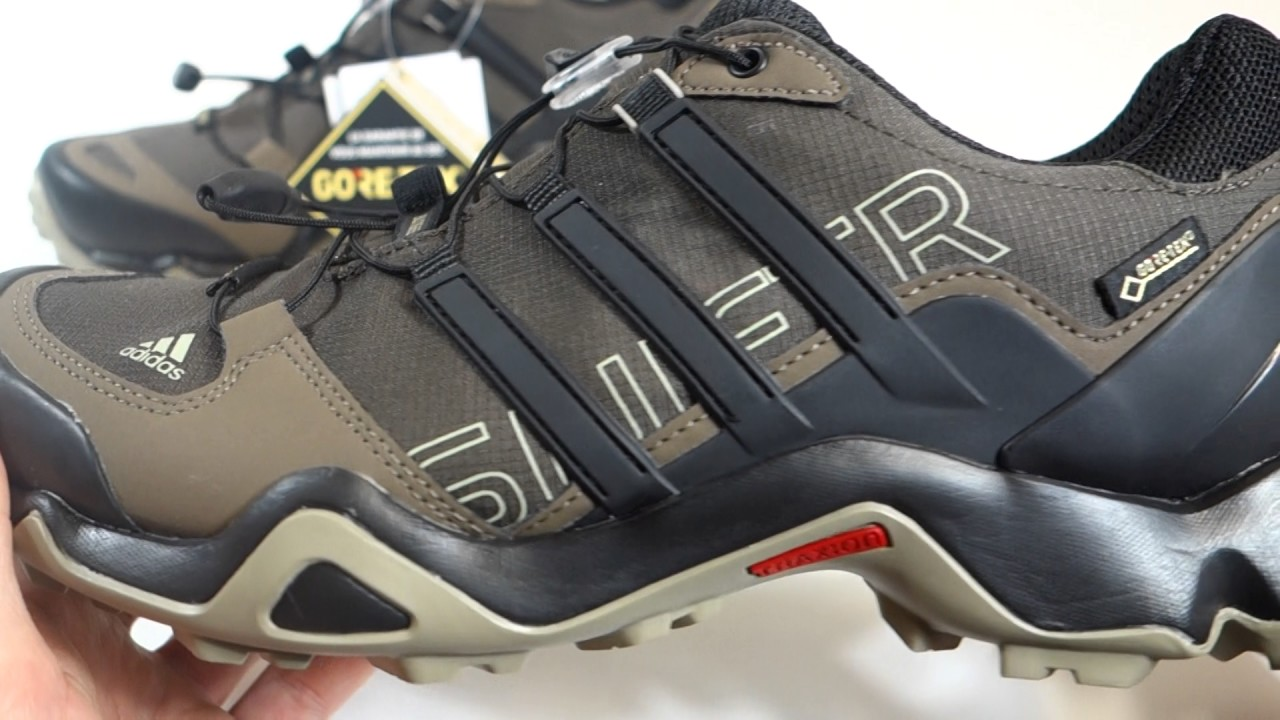 Pánské outdoorové boty adidas Terrex Swift R GTX - YouTube d583e7c5205