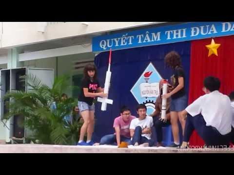 Hài : Phòng chống HIV/AIDS 12C5 - Nguyễn Văn Trỗi School