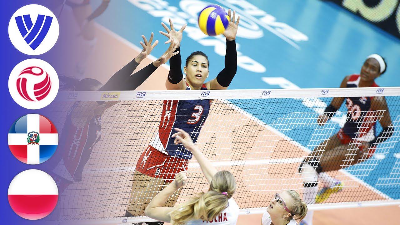 Dominican Republic vs. Poland - Full Final | Women's Volleyball World Grand Prix 2016