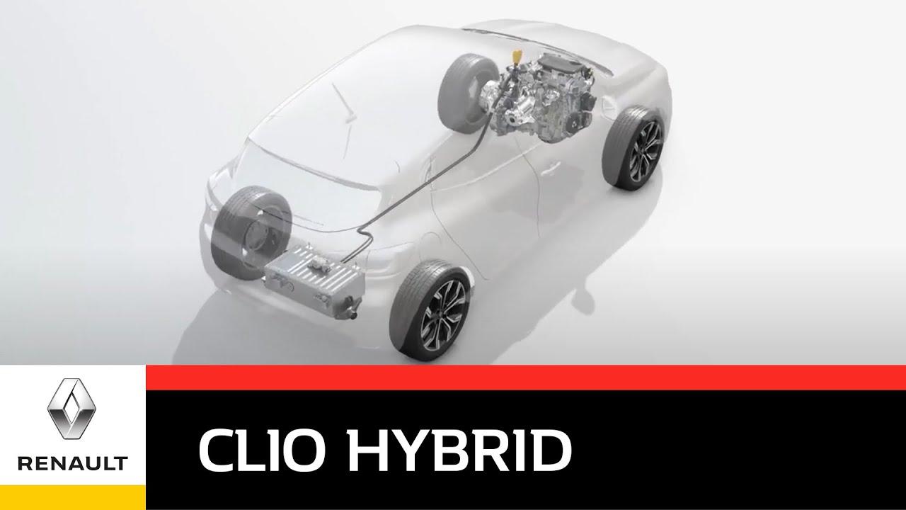 Der Renault CLIO Hybrid – Im Überblick