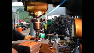 밀링 CNC 선반가공 MQL가공용 오일미스트기계 오일분…