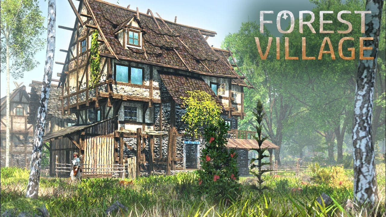 Forest village lags