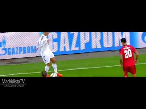 Cristiano Ronaldo vs Sevilla English Commentary HD 720p   Uefa Supercup 12   08   2014