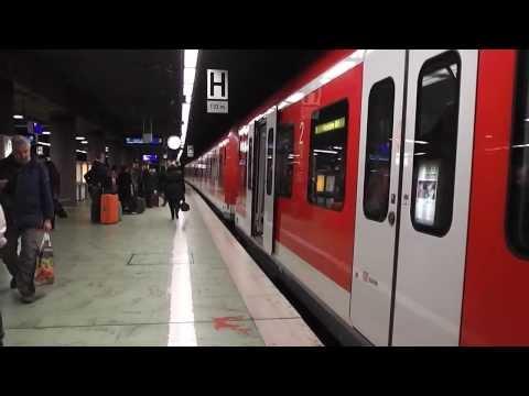 Frankfurt S-Bahn Trains
