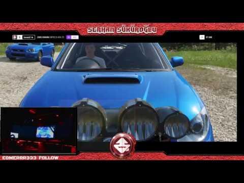 Forza Horizon 4 PC Dolby Atmos Aura 7680 X 1080 LG Nvidia Surround Gsync  165HZ Logitech G27 Coopit 2