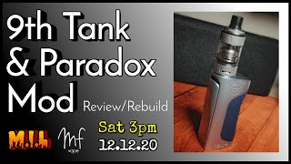 9th Tank & Paradox Mod by Aspire & NoName Mods - Review & RBA Rebuild - MIL - Timestamps in desc