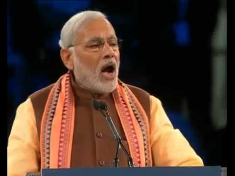 Prime Minister Narendra Modi Full Speech in Toronto, Canada | Latest India News 2015