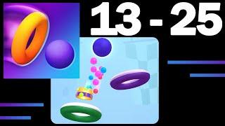 Hoop Stars Game Walkthrough lv13-lv25