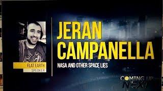 Flat Earth International Conference 2018 - Jeran Campanella