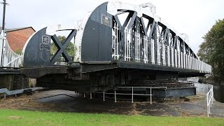 Northwich Town Swing Bridge