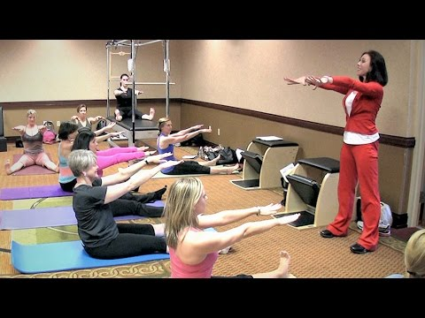 Pilatesology Pure + Strong Pilates Mat with Kathi Ross Nash PREVIEW