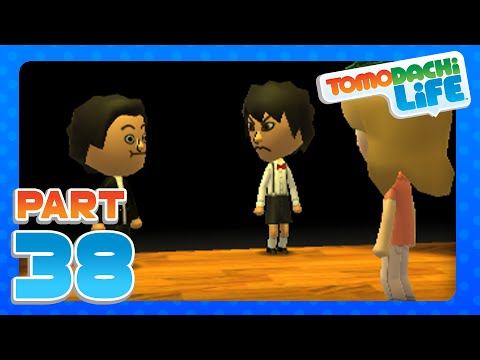 Tomodachi Life - Part 38 - Peach The Ho Oh  (3DS)