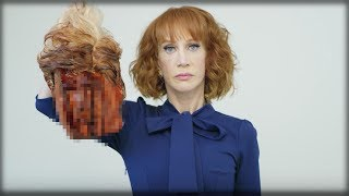 BOOM! HOURS AFTER POSTING PIC WITH TRUMP'S HEAD, KATHY GRIFFIN JUST GOT THE WORST NEWS OF HER LIFE!
