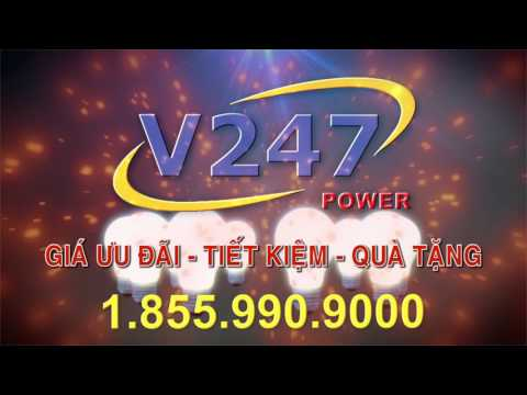 V247 POWER - Hoa Don Tieng Viet