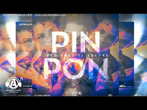 Liro Shaq El Sofoke - PIN PON (Prod By B-ONE)