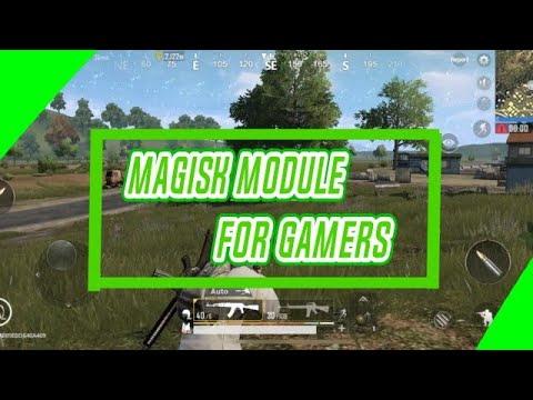 Magisk Module For Gaming • Rapz