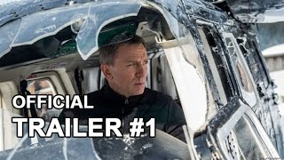 007: Spectre - Official Trailer