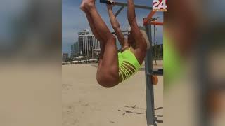 Seksi Diana Morić je kraljica fitnessa