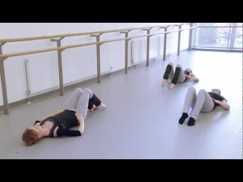 Scottish Ballet Health & Fitness Episode 3: New Year New You