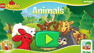 LEGO® DUPLO® Animals (LEGO Systems, Inc) - New Rabbit and Giraffe Update - Best App For Kids