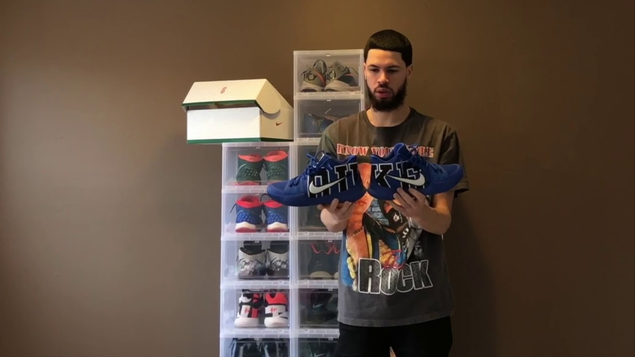 Unboxing from the Goat APP & Nike Basketball Sneaker Collection