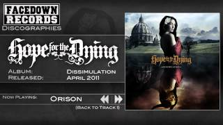 Hope for the Dying - Dissimulation - Orison