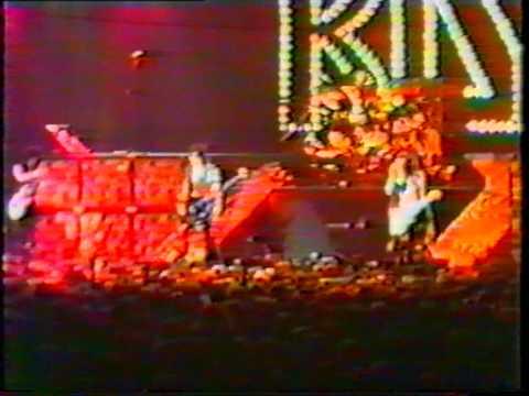 KISS: live in Düsseldorf, Germany 1984-10-30