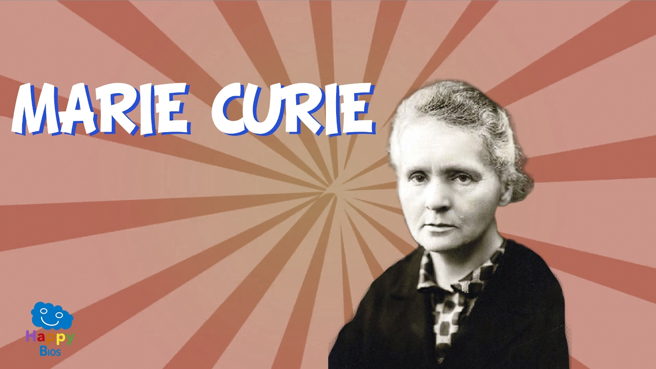 Marie Curie | Educational Bios for Kids - YouTube