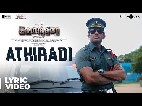 Irumbuthirai | Athiradi Song | 4K | Vishal, Arjun, Samantha | Yuvan Shankar Raja | P. S. Mithran