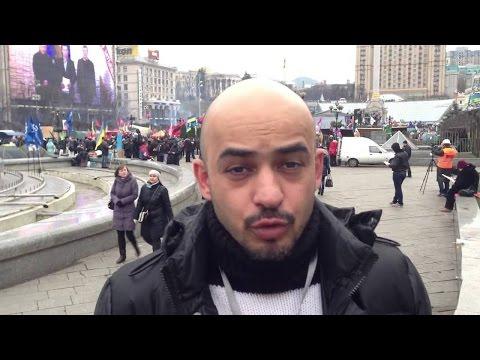 Геннадий Балашов мочит Мустафу Найема