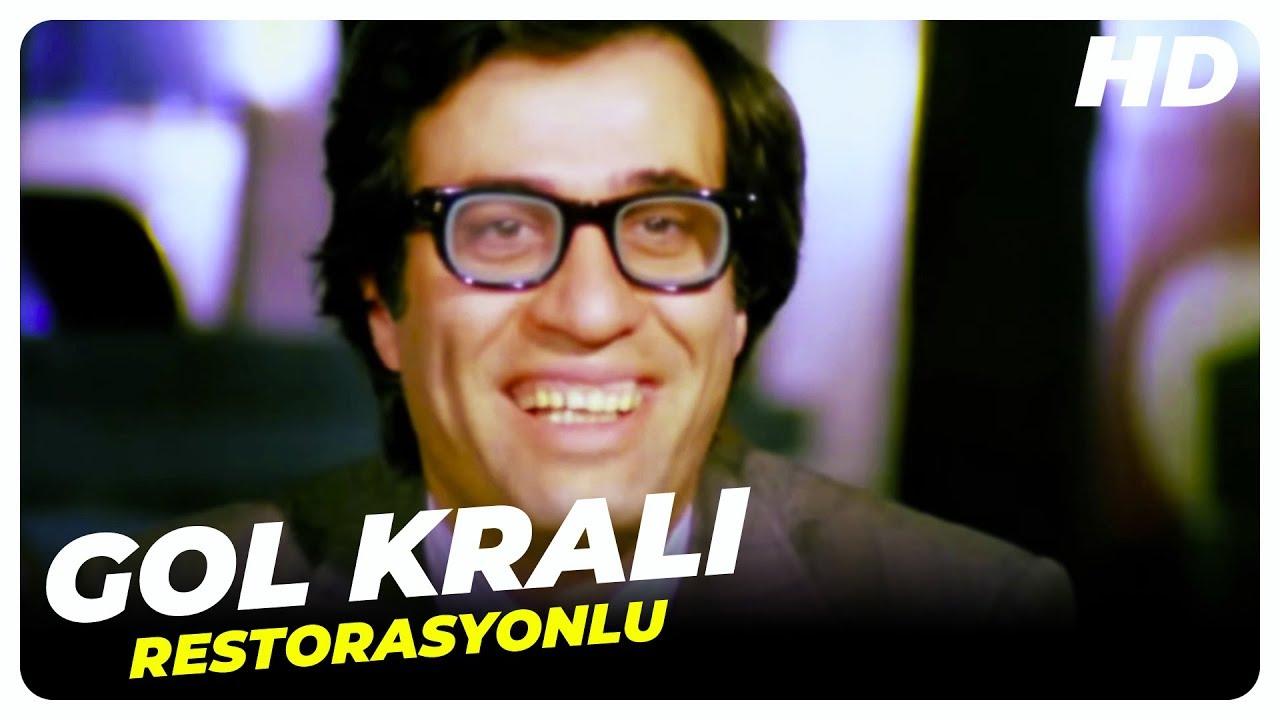 Gol Kralı | Kemal Sunal Eski Türk Filmi Tek Parça (Restorasyonlu)