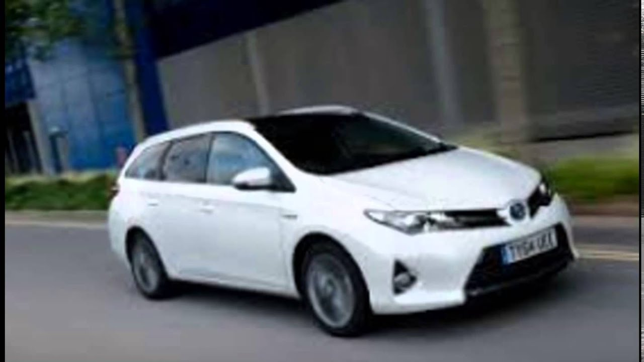 2016 toyota auris pearl white youtube. Black Bedroom Furniture Sets. Home Design Ideas
