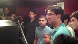 Penn Masala on 94.3 Radio One - A Capella Demo
