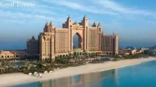 Dubai Atlantis Hotel 5 Sterne The Palm auf der Palme www.VIP-Reisen.de