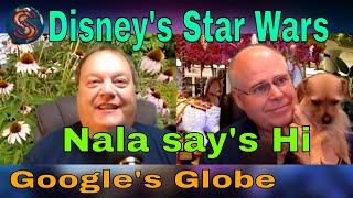 #144 - Disney's Star Wars -  Google's Globe - Facebook's Internet Literacy